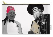 Shriner And Tombstone Slim Tombstone Arizona  Carry-all Pouch