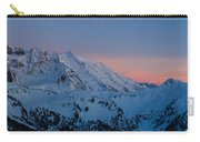 Shuksan Sunset Panorama Carry-all Pouch