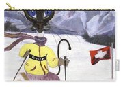 Siamese Queen Of Switzerland Carry-all Pouch