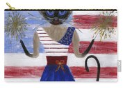 Siamese Queen Of The U S A Carry-all Pouch