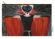 Siamese Queen Of Transylvania Carry-all Pouch by Jamie Frier
