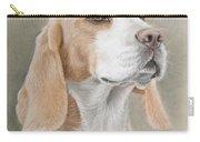 Beagle Portrait Carry-all Pouch