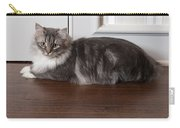 Siberian Forest Cat Carry-all Pouch