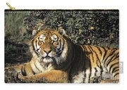 Siberian Tiger Endangered Species Wildlife Rescue Carry-all Pouch