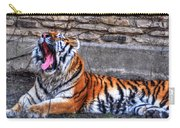 Siberian Tiger Nap Time Carry-all Pouch