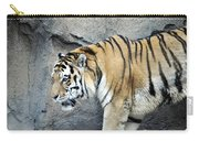 Siberian Tiger Panthera Tigris Altaica Usa Carry-all Pouch