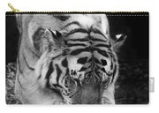 Siberian Tiger Carry-all Pouch