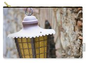 Sicilian Village Lamp Carry-all Pouch by David Smith