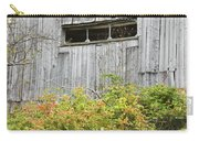 Side Of Barn In Fall Carry-all Pouch