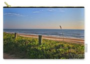 Side Of The Road In Flagler Carry-all Pouch