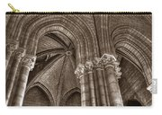 Side Vault In Notre Dame Carry-all Pouch