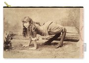 Sideshow Camel Girl, 1886 Carry-all Pouch