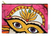 Carnival Mask Palm Springs Carry-all Pouch