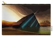 Sideways Painting Carry-all Pouch