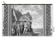 Siege Of Gibraltar, 1782 Carry-all Pouch