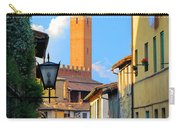 Siena Streets Carry-all Pouch by Inge Johnsson