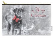 Sienna - Merry Christmas Carry-all Pouch