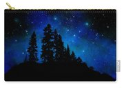 Sierra Foothills Wall Mural Carry-all Pouch