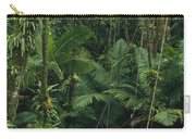 Sierra Palm Trees El Yunque Puerto Rico Carry-all Pouch