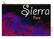 Sierra - Pure Carry-all Pouch