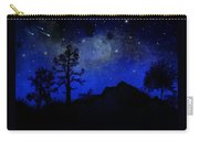 Sierra Silhouette Wall Mural Carry-all Pouch
