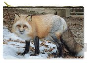 Sierra The Fox Carry-all Pouch