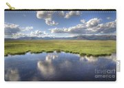 Sierra Valley Wetlands II Carry-all Pouch