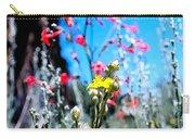 Sierra Wild Flowers II Carry-all Pouch