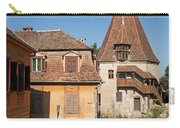 Sighisoara Transylvania Medieval Historic Town In Romania Europe Carry-all Pouch