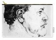 Sigmund Freud (1856-1939) Carry-all Pouch