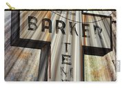 Sign - Barker Temple - Kcmo Carry-all Pouch
