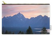 Signal Mountain Grand Teton National Park Carry-all Pouch