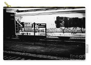 Signs Monochrome Carry-all Pouch