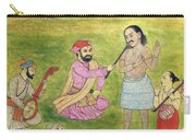 Sikh Painting Carry-all Pouch