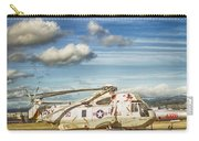Sikorsky Sh-60b Seahawk Helicopter Carry-all Pouch