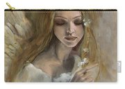 Silence Carry-all Pouch by Dorina  Costras