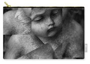 Silence Of A Seraphim  Carry-all Pouch