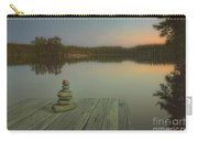 Silence Of The Wilderness Carry-all Pouch by Veikko Suikkanen