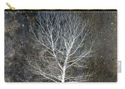 Silent Night Carry-all Pouch by Carol Leigh