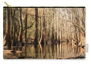 Silent Reflections Carry-all Pouch