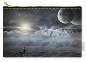 Silent Rise Carry-all Pouch by Svetlana Sewell
