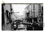 Silenzio Venice Italy Carry-all Pouch