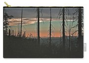Silhouette @ Yosemite Carry-all Pouch