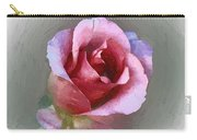 Silk And Satin Carry-all Pouch