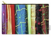 Silk Fabric 01 Carry-all Pouch