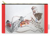 Silk Stockings Carry-all Pouch