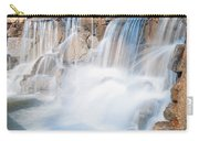 Silky Waterfall Splash Carry-all Pouch