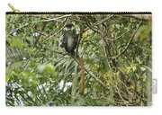 Silly Red-tailed Monkey Carry-all Pouch