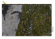 Silver Birch Carry-all Pouch