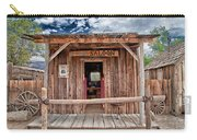 Silver Canyon Saloon Carry-all Pouch